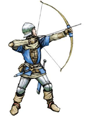 Bows clipart medieval.  best obr zky