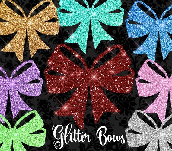 Glitter sparkle diamond clip. Bows clipart princess