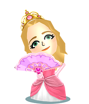 Bows clipart princess. Miitopia wiki fandom powered