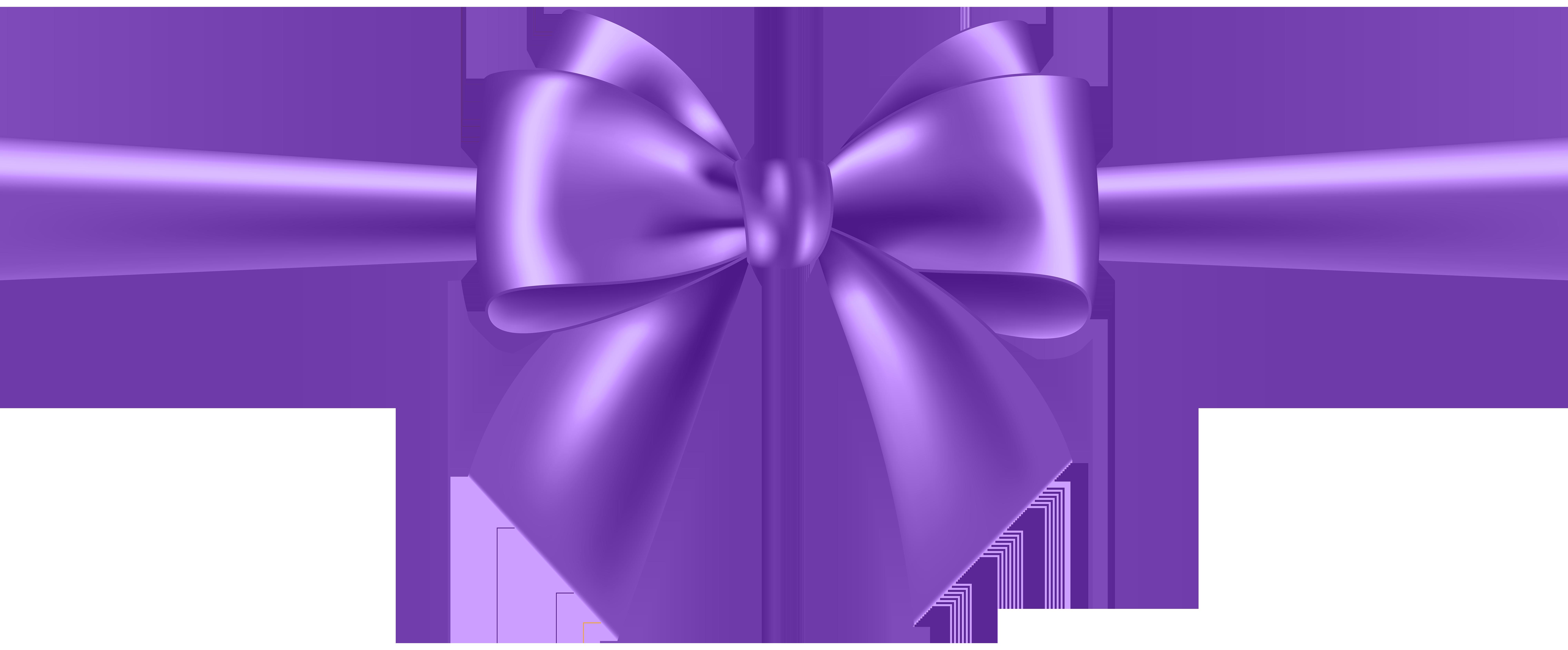 Bow transparent clip art. Bows clipart purple