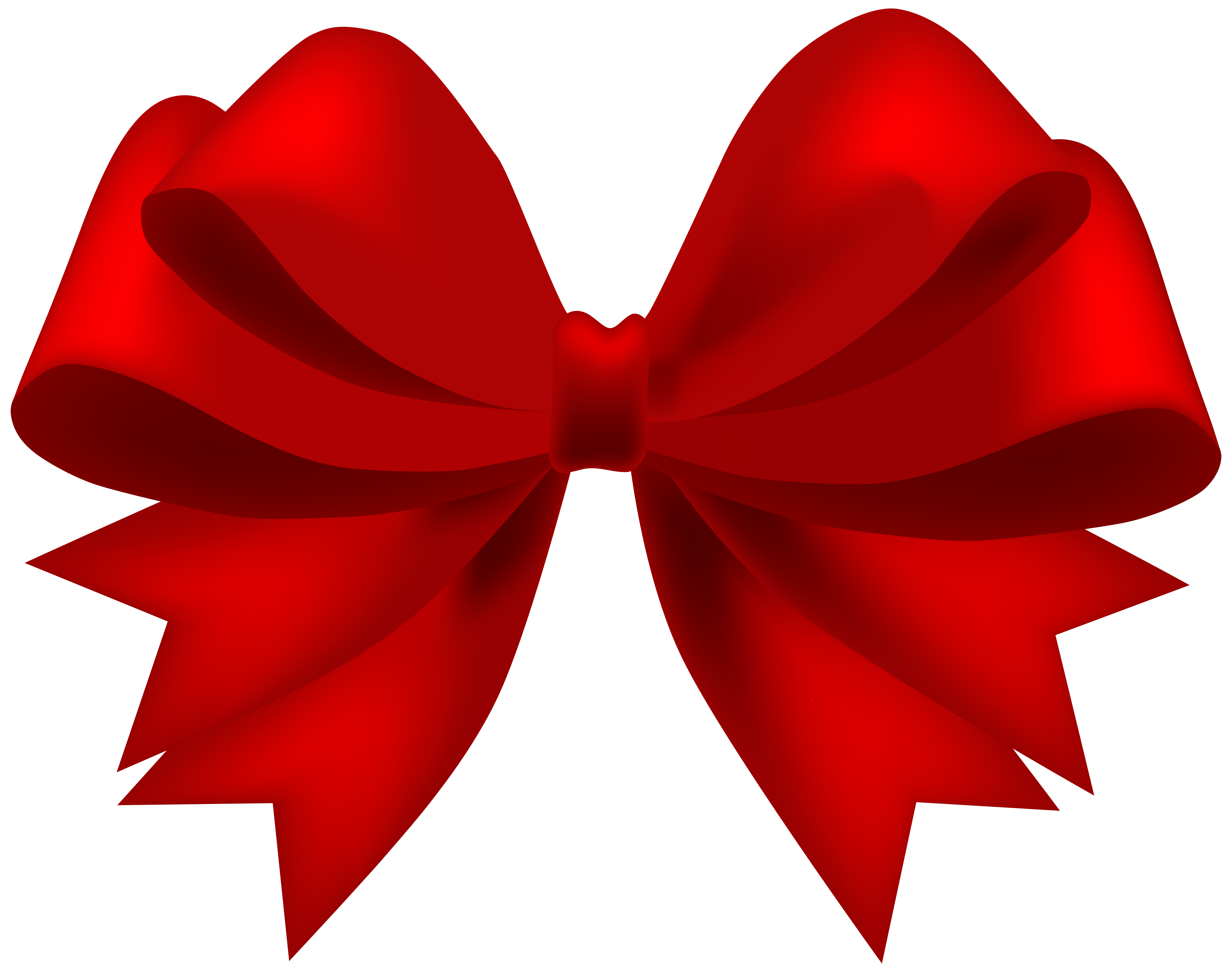 Bows clipart red. Bow transparent png clip