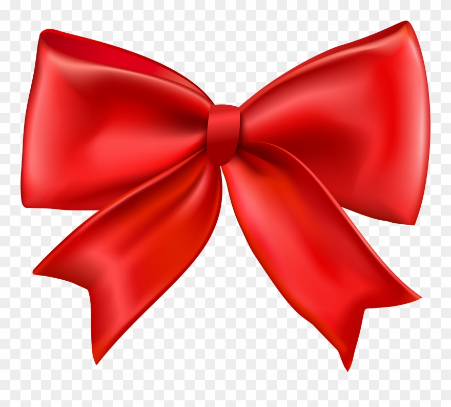 Bows clipart red. Transparent bow pinclipart