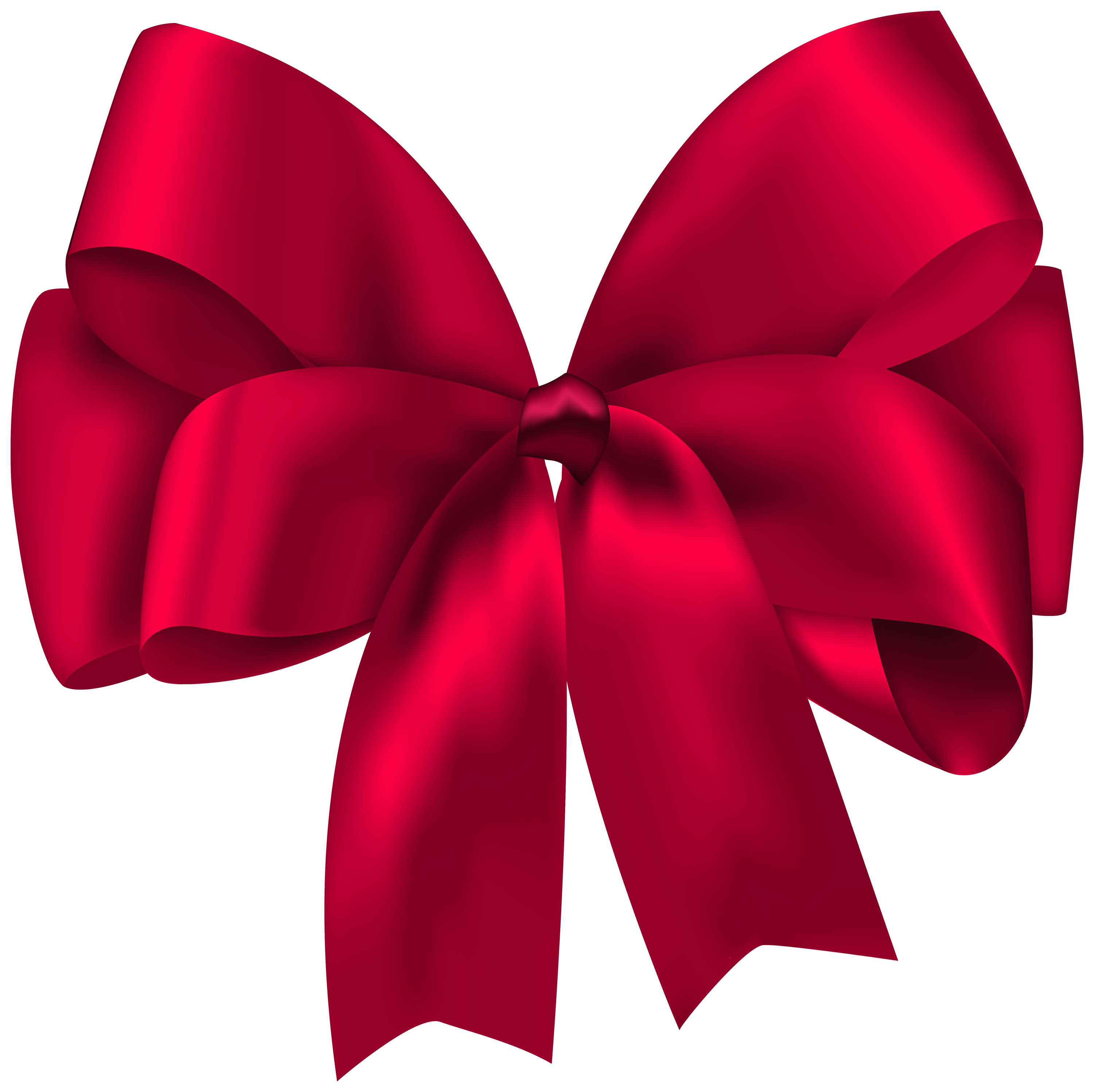 Beautiful red bow png. Bows clipart ribbon