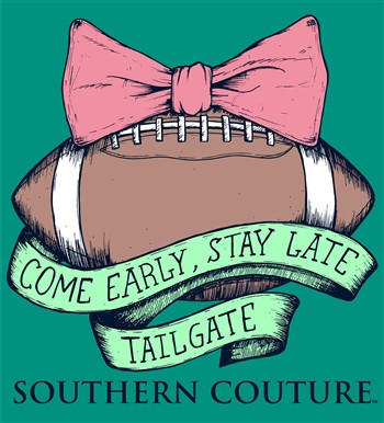 Couture football bow tailgate. Bows clipart southern