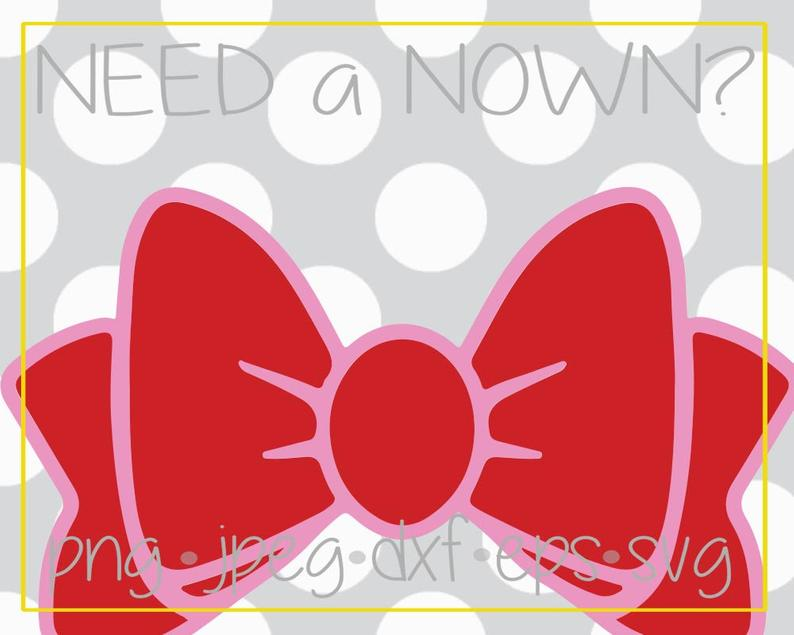 Just a bow clip. Bows clipart southern