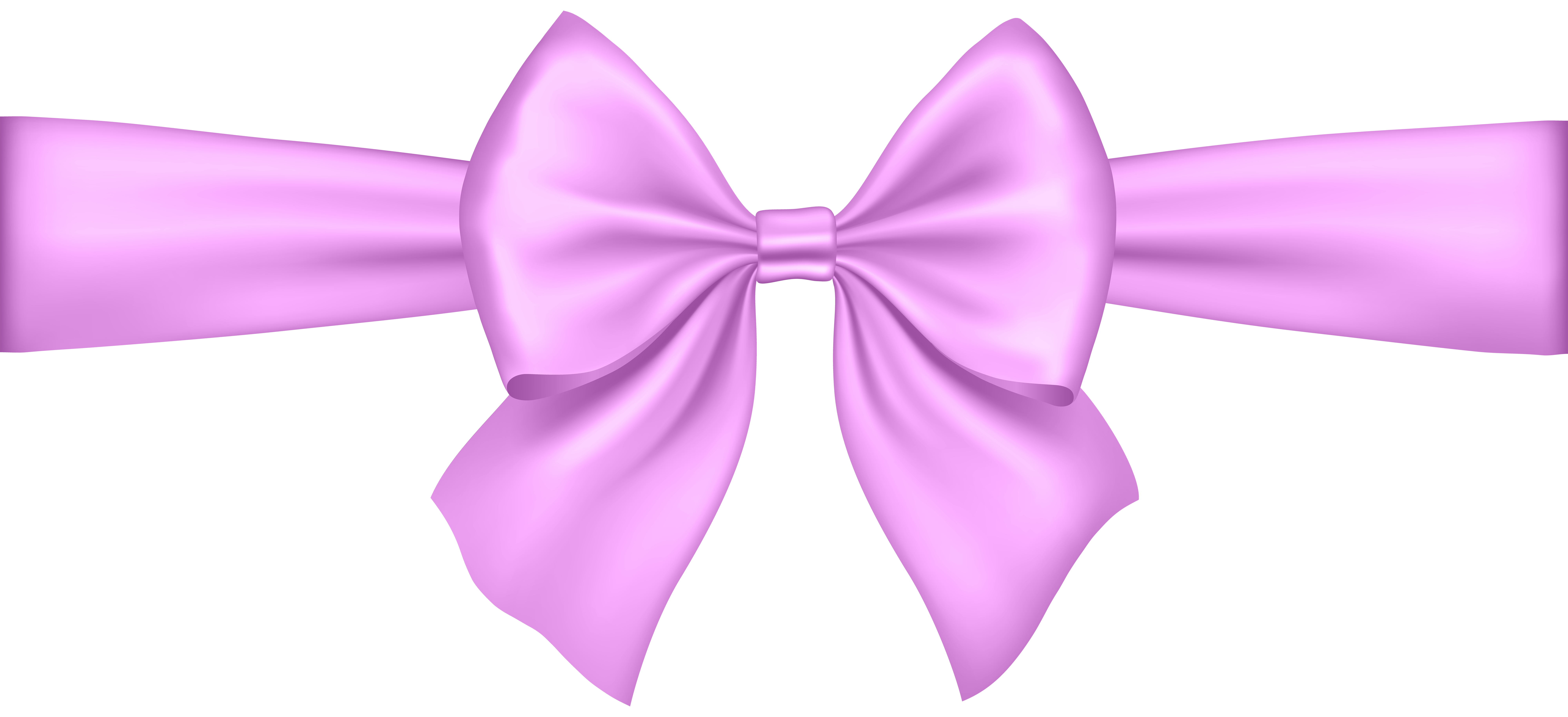 Pink bow png clip. Bows clipart transparent background