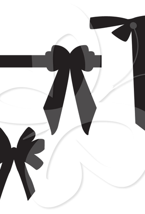 Bows clipart wedding. Dress rosaurasandoval com and