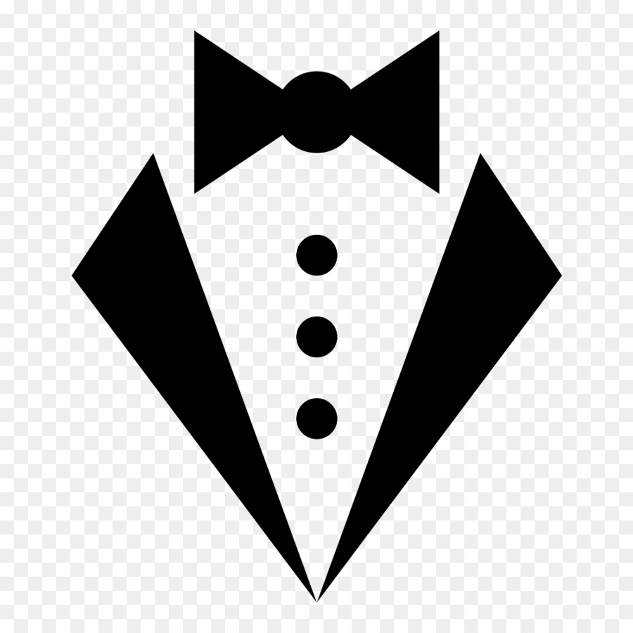 Bowtie clipart black and white. Bow tie necktie tuxedo