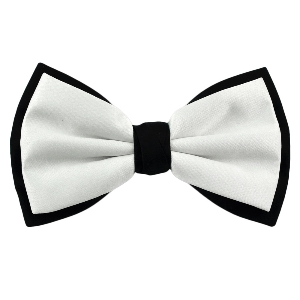 bow tie mens. Bowtie clipart black and white