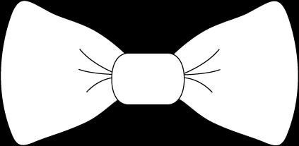 Bowtie clipart black and white. Tie clip art images