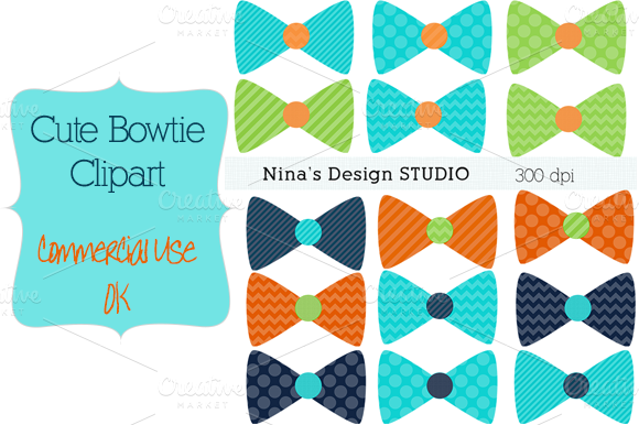 Bowtie clipart bow tie. Green navy and gren