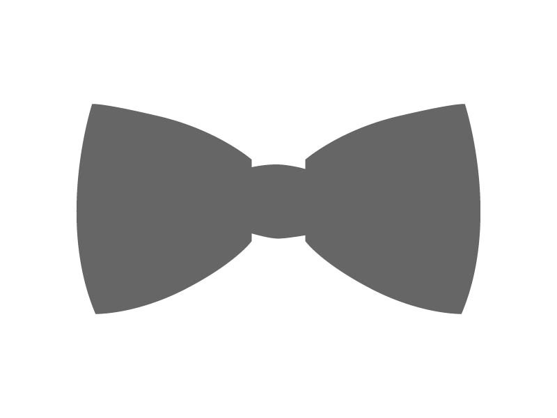Stencil incep imagine ex. Bowtie clipart bow tie