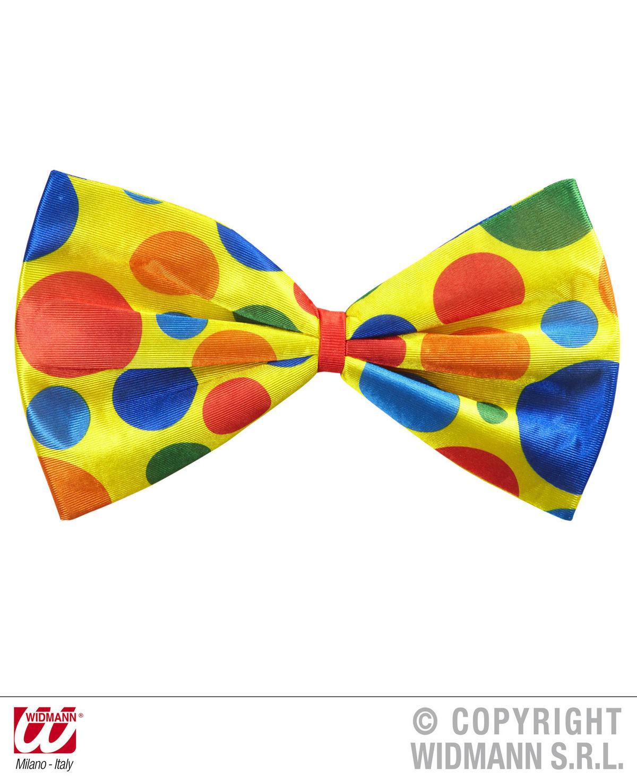 Tie . Bowtie clipart clown