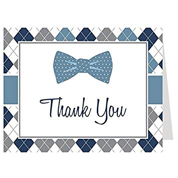 Bowtie clipart grey. Baby shower thank you