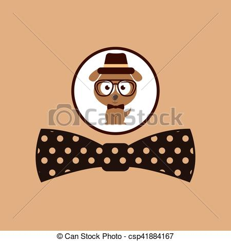 Bow pencil and in. Bowtie clipart hipster