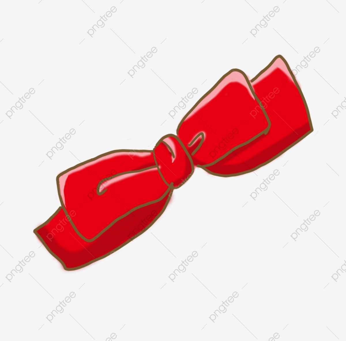 White tie png . Bowtie clipart simple bow