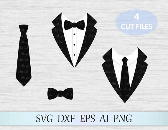 Svg suit file butterfly. Bowtie clipart tuxedo