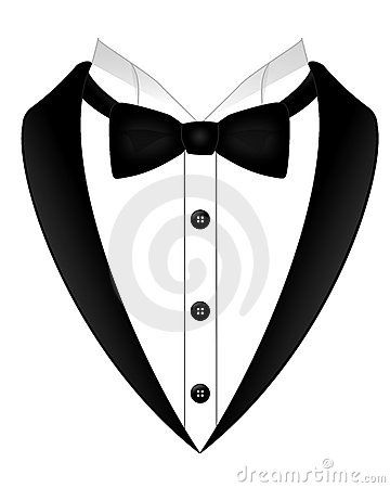 An illustration of a. Bowtie clipart wedding