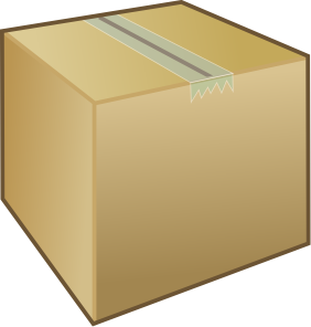 Box clipart. Clip art at clker