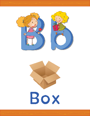 Box clipart alphabet. Worksheets the arts media