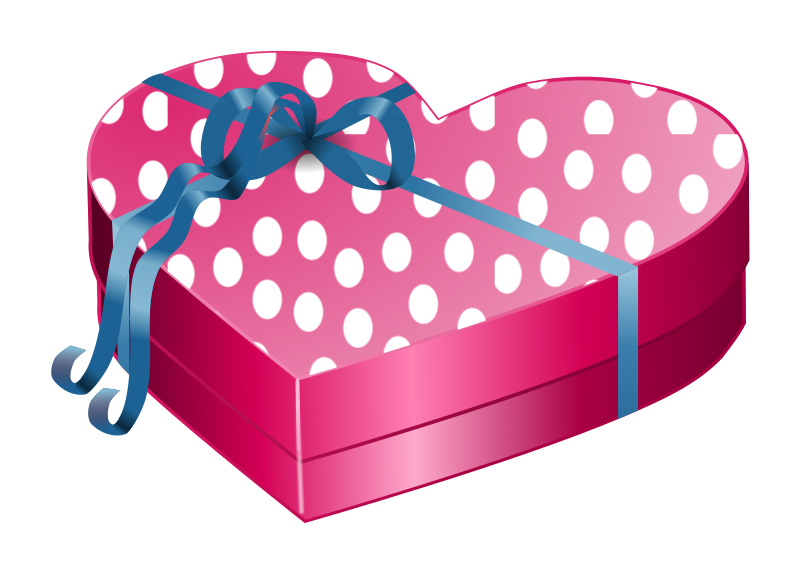 Gift box graphics of. Valentine clipart anniversary