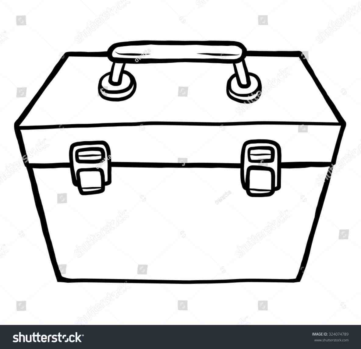 Boxes clipart black and white. The images collection of