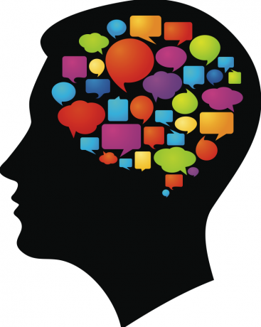 Get your thinking caps. Box clipart brain
