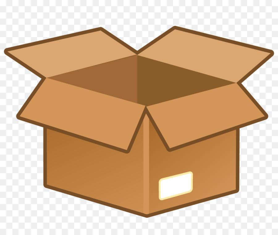 Box clipart cardboard box. Table transparent clip art