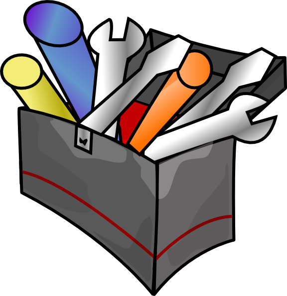 Box clipart cartoon. Tool free download best