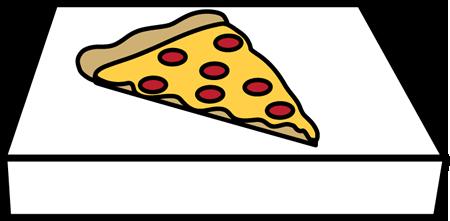 Box clipart closed box. Pizza clip art images