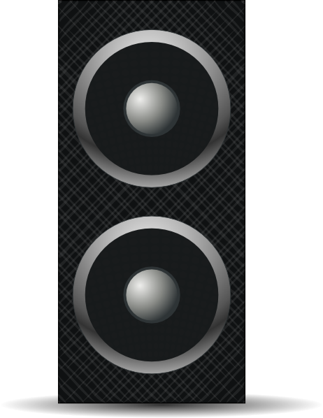 Speakers clipart. Speaker clip art at