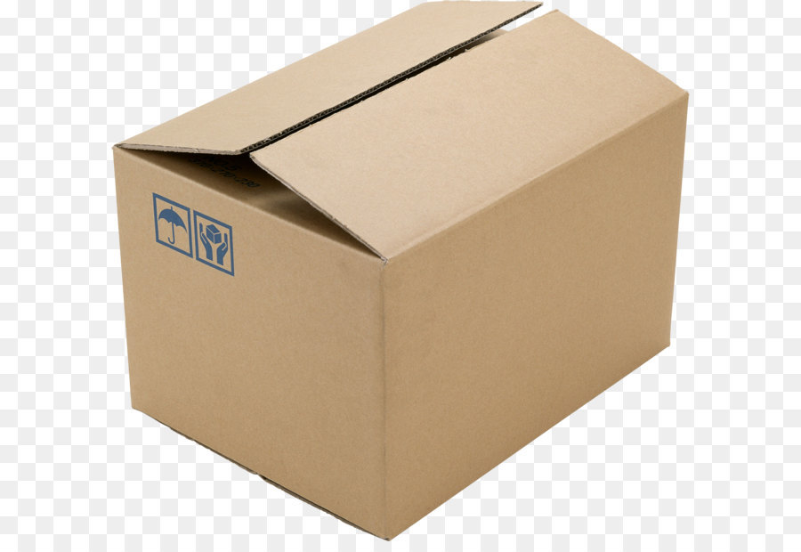 Paper cardboard packaging and. Box clipart corrugated box