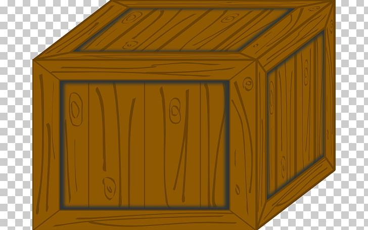 Boxes clipart crate. Wooden box png angle