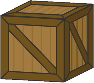 When to use a. Boxes clipart crate