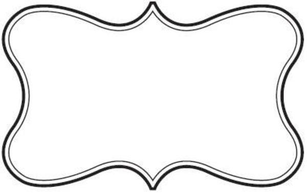 box clipart decorative