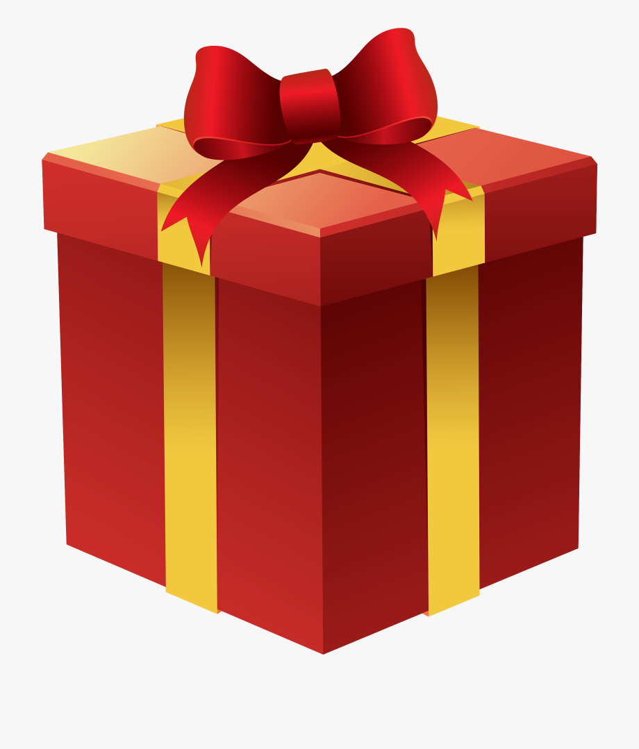 Gift clipart prsent. Clip art library download