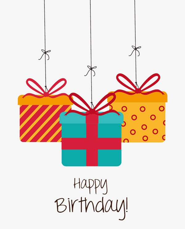 Gift box png image. Boxes clipart happy birthday