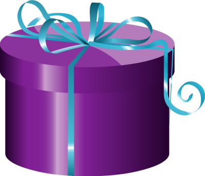 Box clipart happy birthday. World