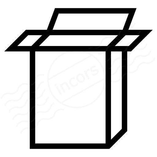 Iconexperience i collection box. Boxes clipart icon