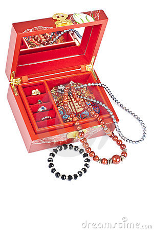 Jewelry box . Boxes clipart jewellery