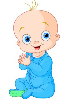 Box clipart kid. Baby boy crawling clip