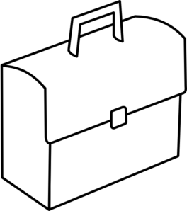 Boxes clipart line drawing. Box clip art at