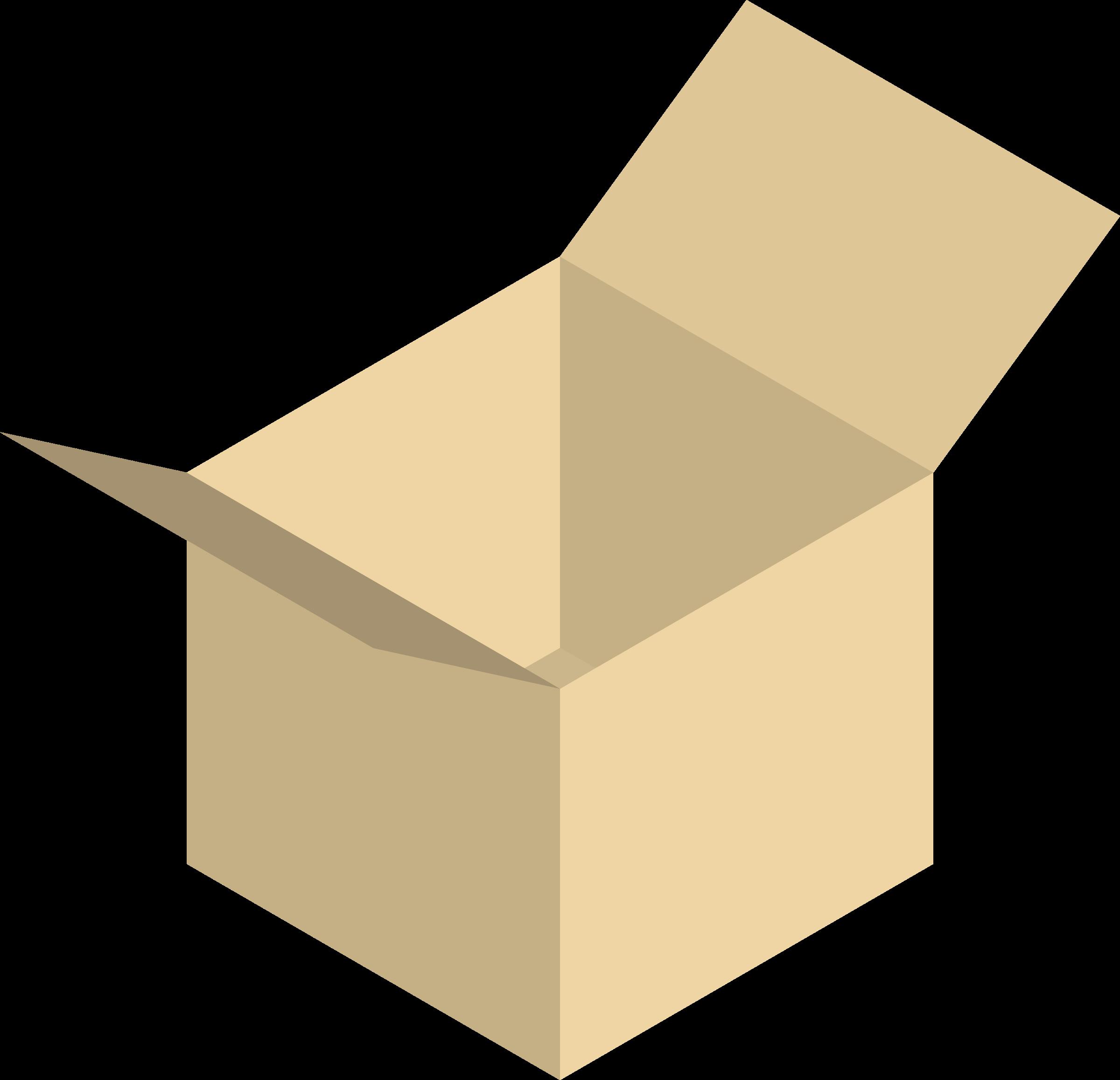 Box open box