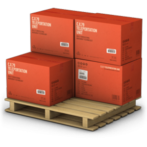Box clipart pallet. Free images at clker
