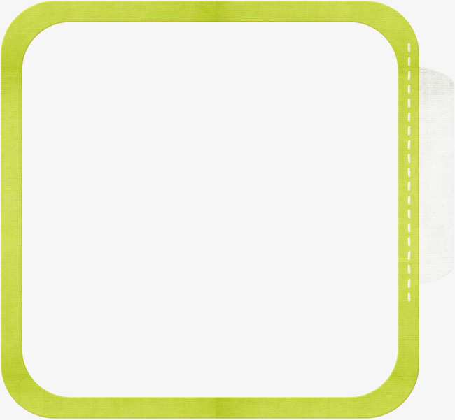 Box clipart rectangular box. Green rounded rectangle png