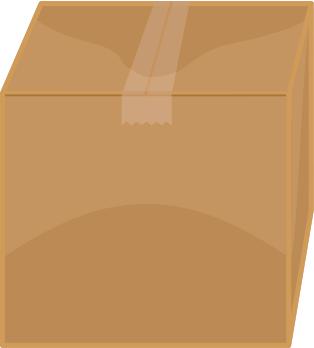 Clipart box shipping box. Free panda images
