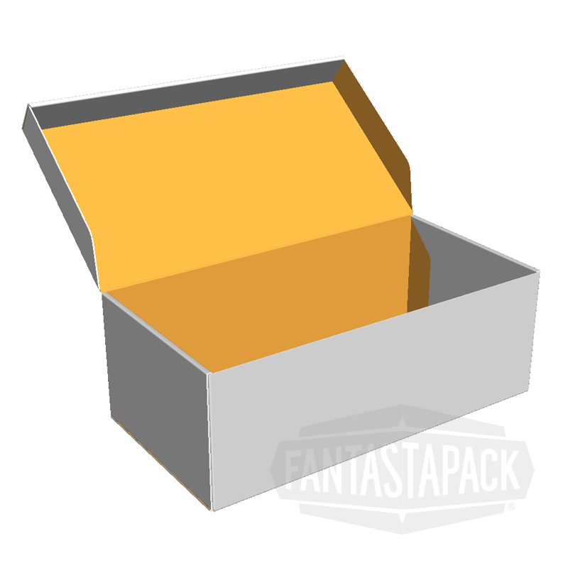 Corrugated retail fantastapack. Clipart box shoe box