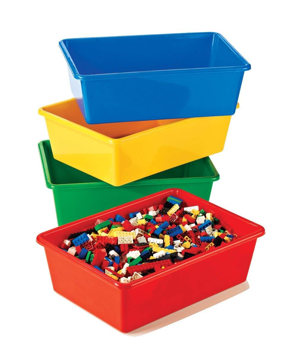 Box storage bin