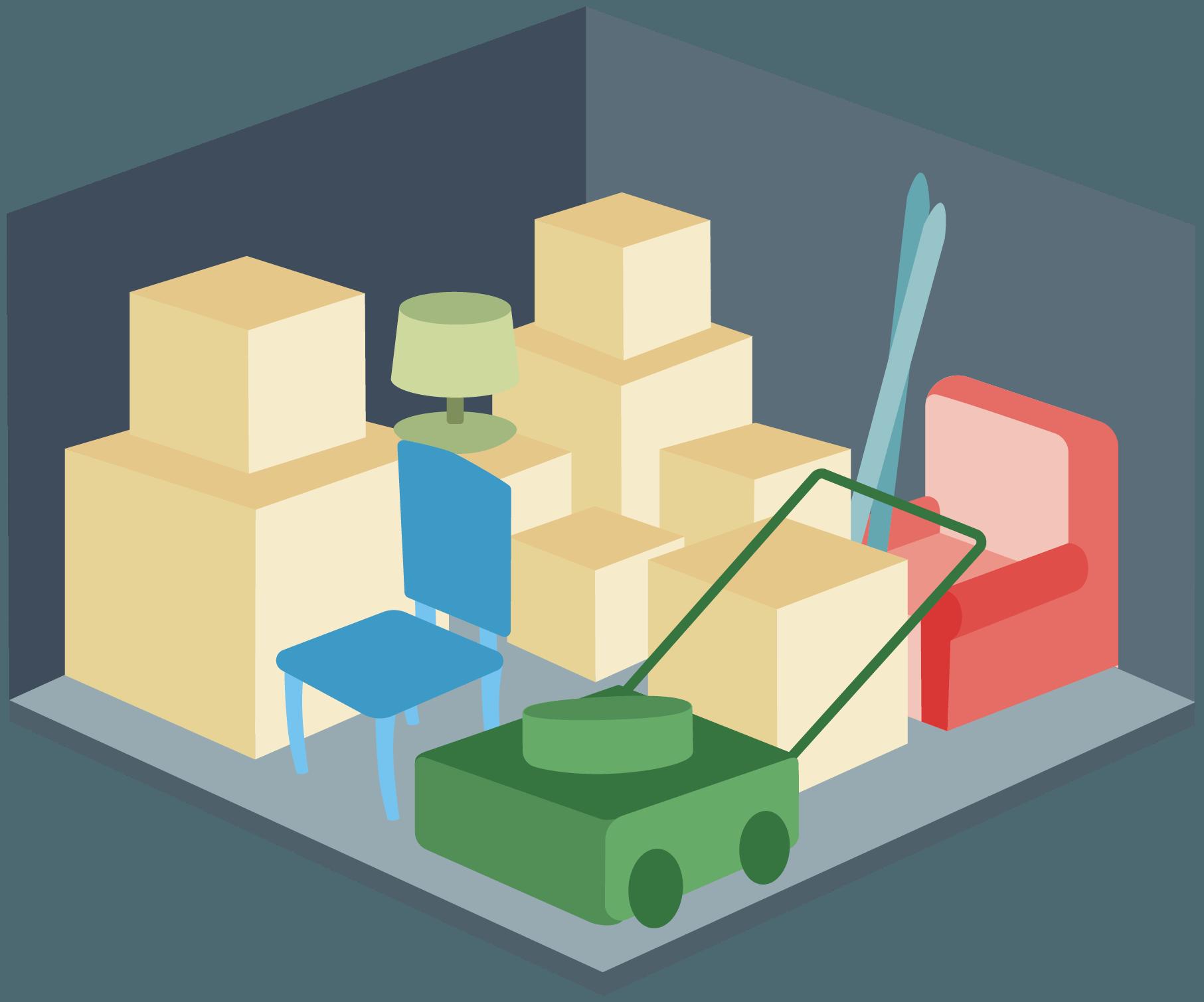 Box clipart storage locker. Units albury wodonga grice