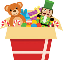 Boxes clipart toy. Search results for clip